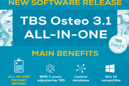 TBS Osteo On TBS Insight - New Software Release Benefits
