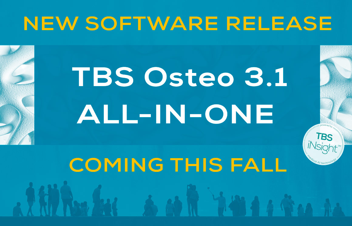 TBS Osteo 3.1 All in one