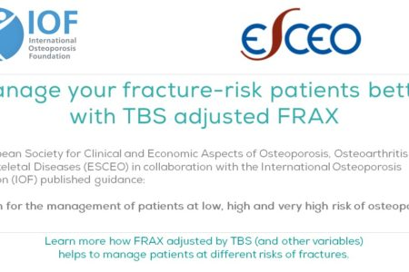 Manage your fracture-risk patients better with TBS adjusted FRAX