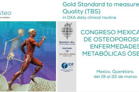 CONGRESO MEXICANO DE OSTEOPOROSIS Y ENFERMEDADES METABÓLICAS ÓSEAS