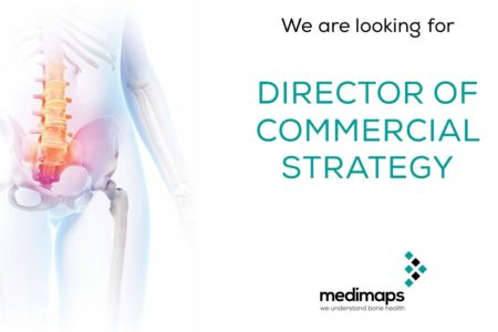 Medimaps Job offer Director of Commercial Strategy