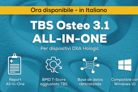 TBS-Osteo ora disponible in italian