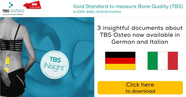 TBS materials in German and Italian